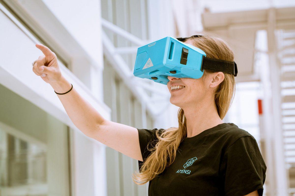 attensi VR 3